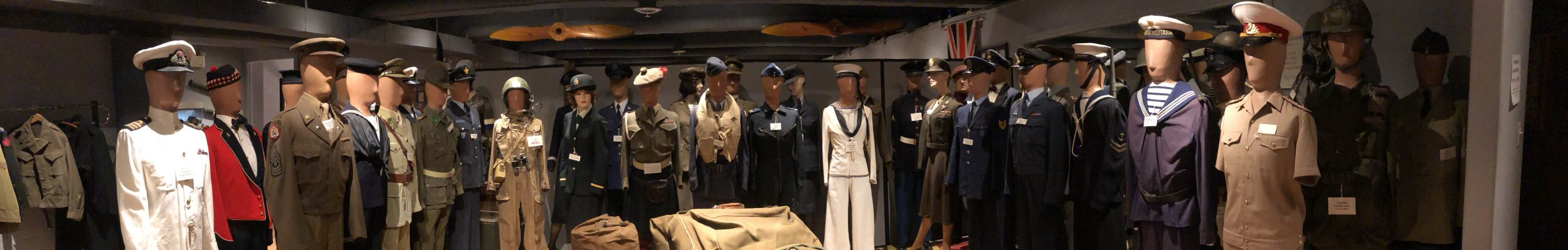 The Bunker Military Museum Collection